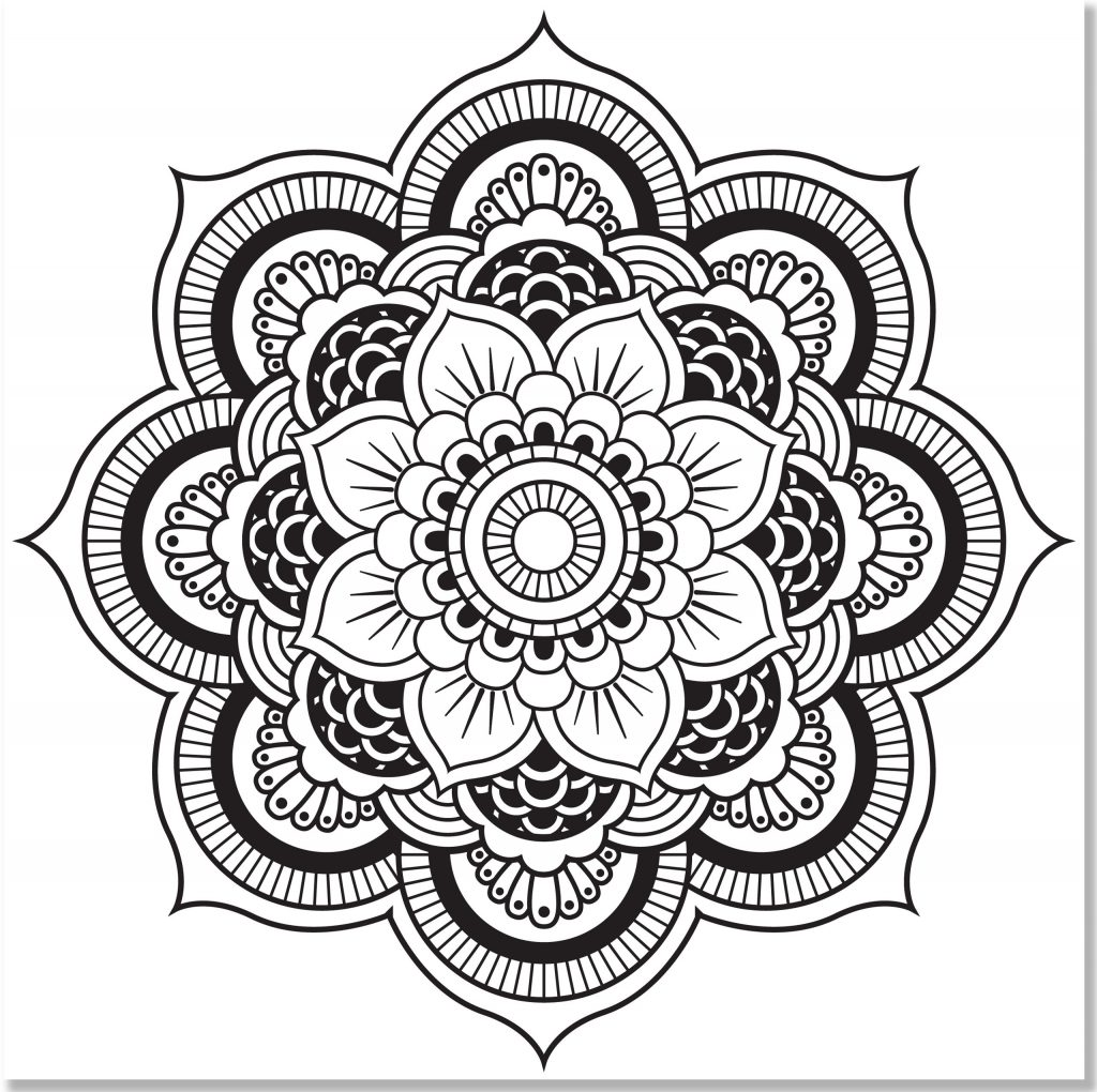 The Mandala-The 8 Elements to Healthy Human Growth