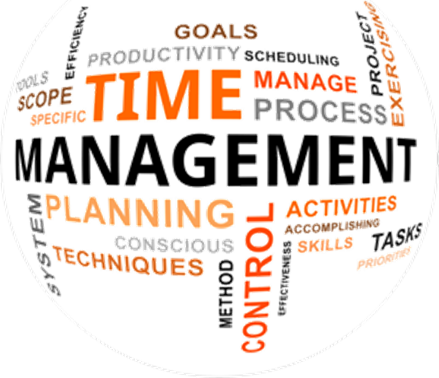 The Clock: Effective Time Management (13 May, 2019)