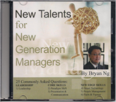 20 Common Q&A: New Talents for New Generation Manager