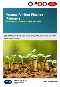 Finance for Non Finance Manager