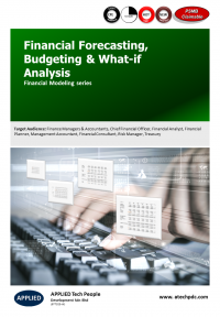 Financial Forecasting Budgeting What if Analysis