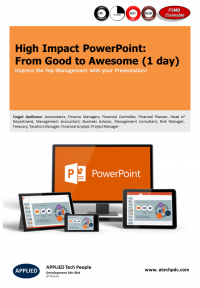 High Impact PowerPoint (1 day)