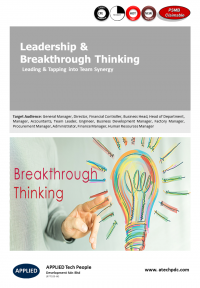 Leadership & Breakthrough Thinking
