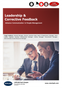 Leadership & Corrective Feedback