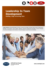 Leadership & Team Development