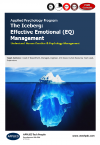 The Iceberg- Understand Human Emotion & Psychology Management
