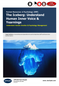The Iceberg- Understand Human Inner Voice & Yearnings