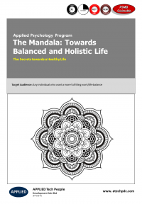 The Mandala-Towards a Balanced & Holistic Life