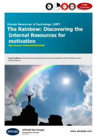 The Rainbow-Discovering the Internal Resources for motivation